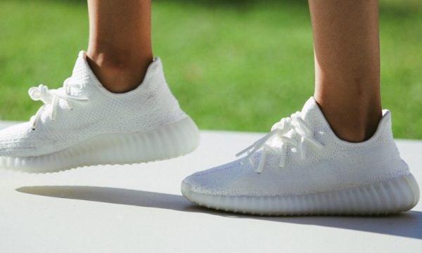 Yeezy Boost 350 V2 Cream White - Nobody Cares