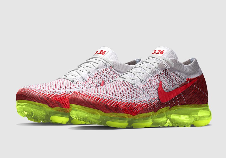 Nikeid Vous Laisse Customiser La Air Nike Vapormax Pour Le Air La Max Day 18be2c