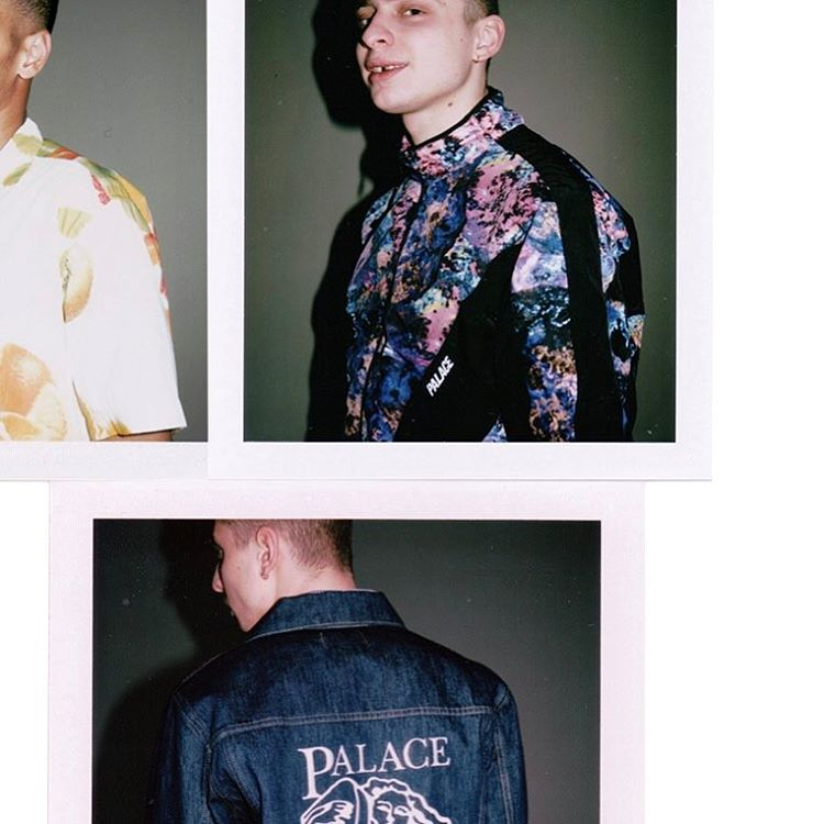 Palace drop summer 2017 date