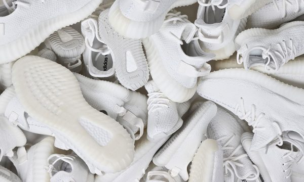 Yeezy Boost Cream White 350 V2