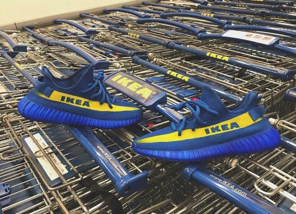 Yeezy Ikea