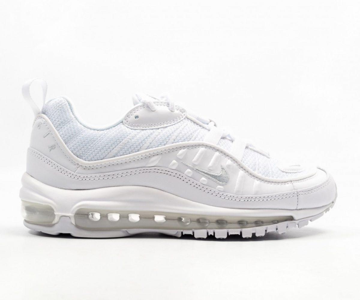 Nike AirMax 98 Full White