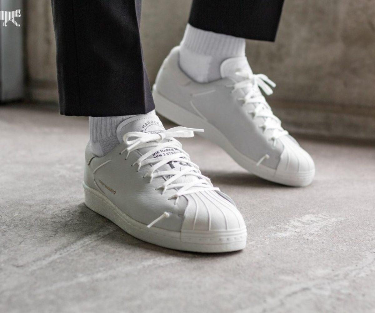 Y3 on feet