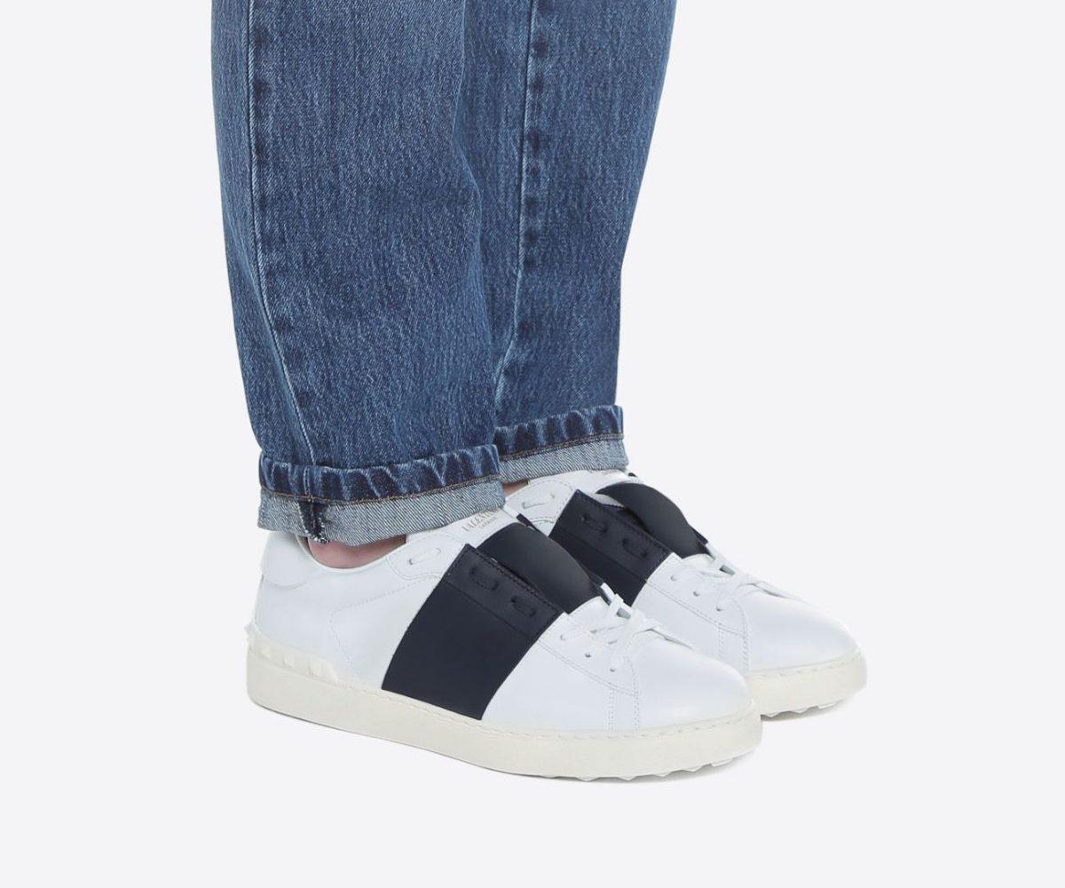 Valentino – on feet