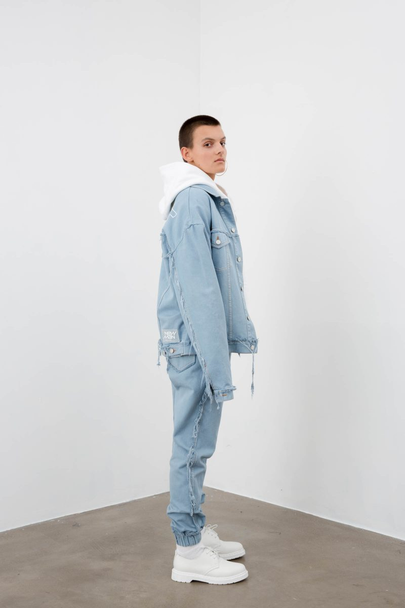 ANDREA CREWS x New Man Denim