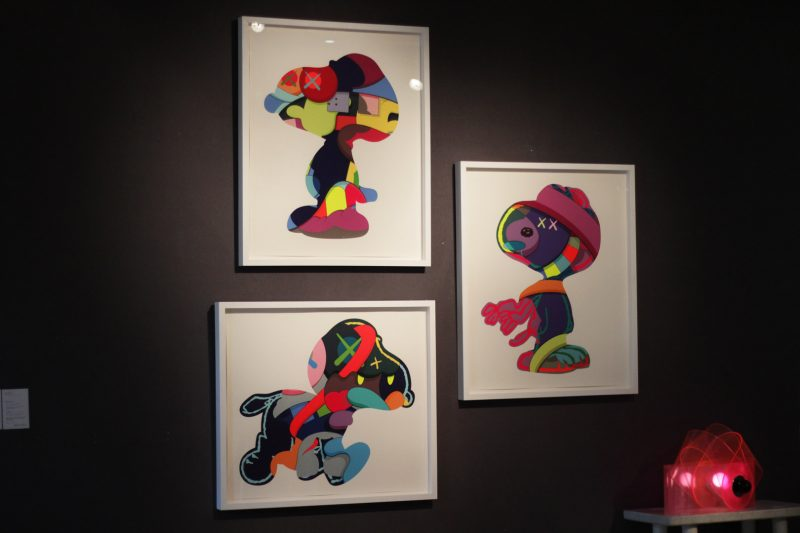 Kaws Artcurial Event Sell Bid