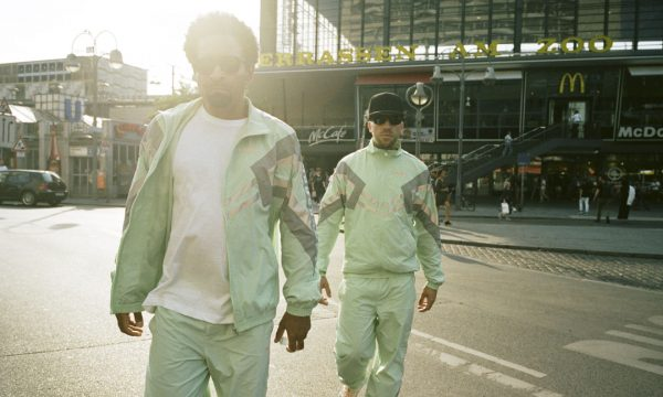 Diadora x Highsnobiety Lookbook Collection Berlin SS18
