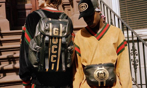 Gucci Dapper Dan Harlem Revival Collection