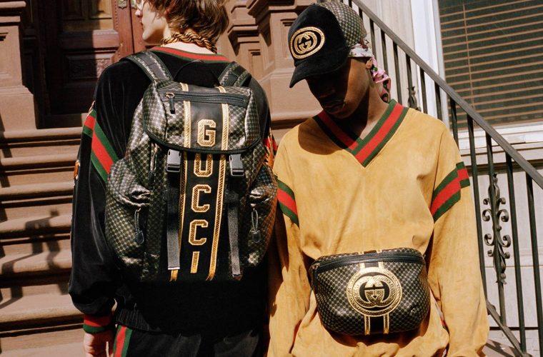 Gucci Dapper Dan Harlem Revival Collection