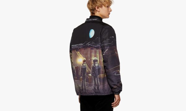 UNDERCOVER 2001 A SPACE ODYSSEY CANVAS JACKET 4