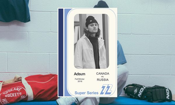 adsum FW18 collection hockey summit series