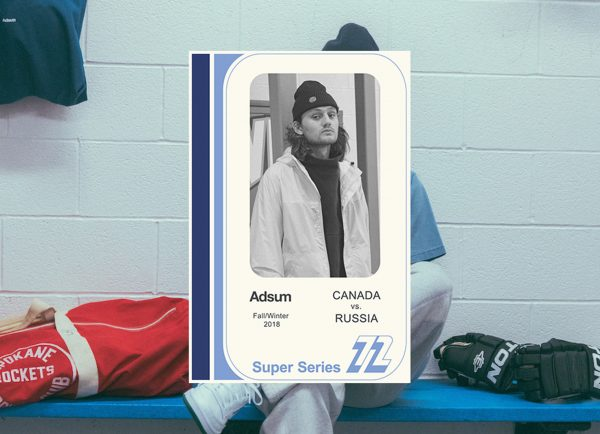 adsum FW18 collection hockey summit series