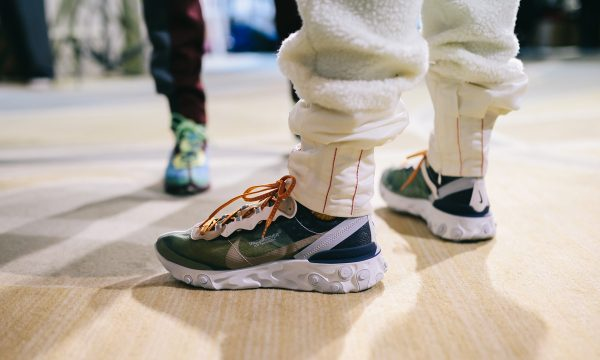 nike react element 87 x undercover