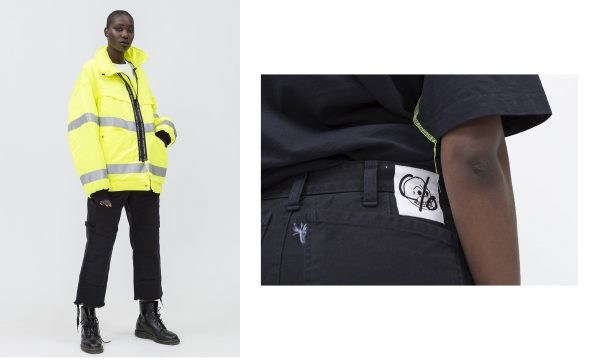 CO Cheap Monday Collection Capsule FW18 Upcycling