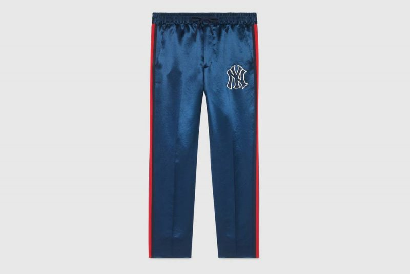 GUCCI NEW YORK YANKEES COLLABORATION