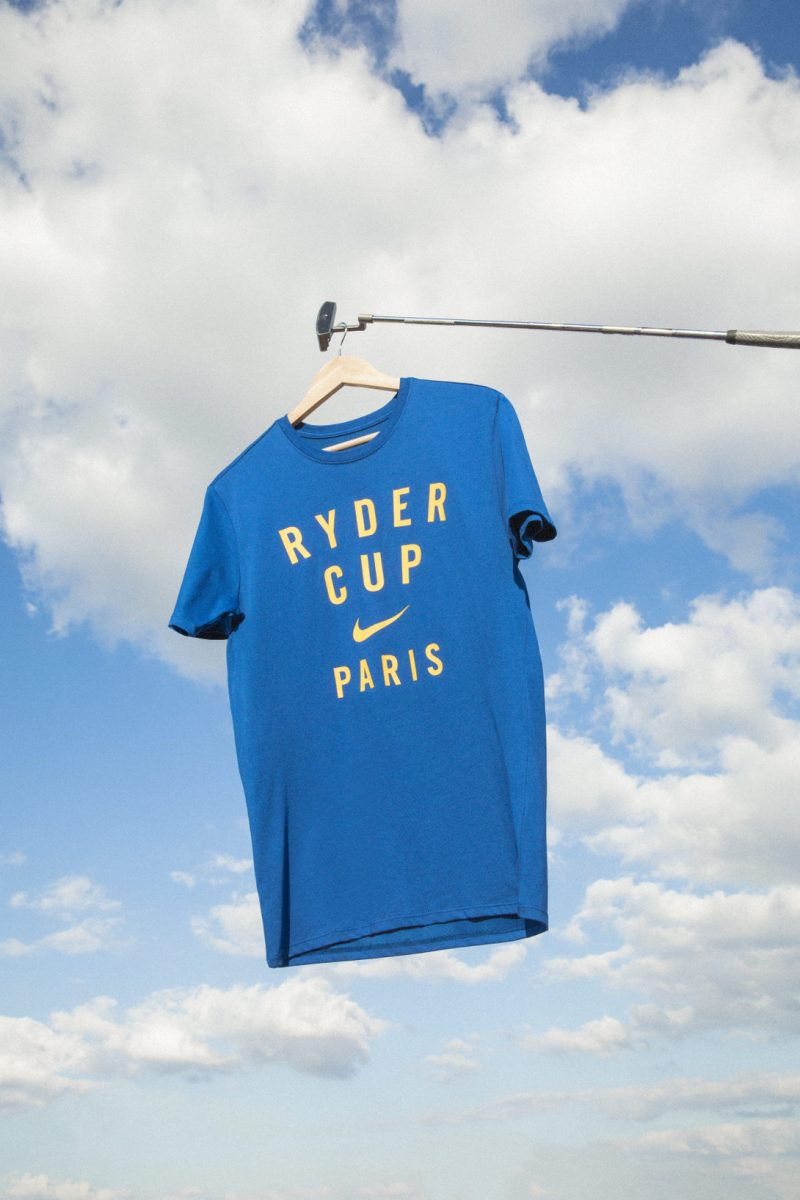 Nike collection Golf Ryder cup Paris 2018
