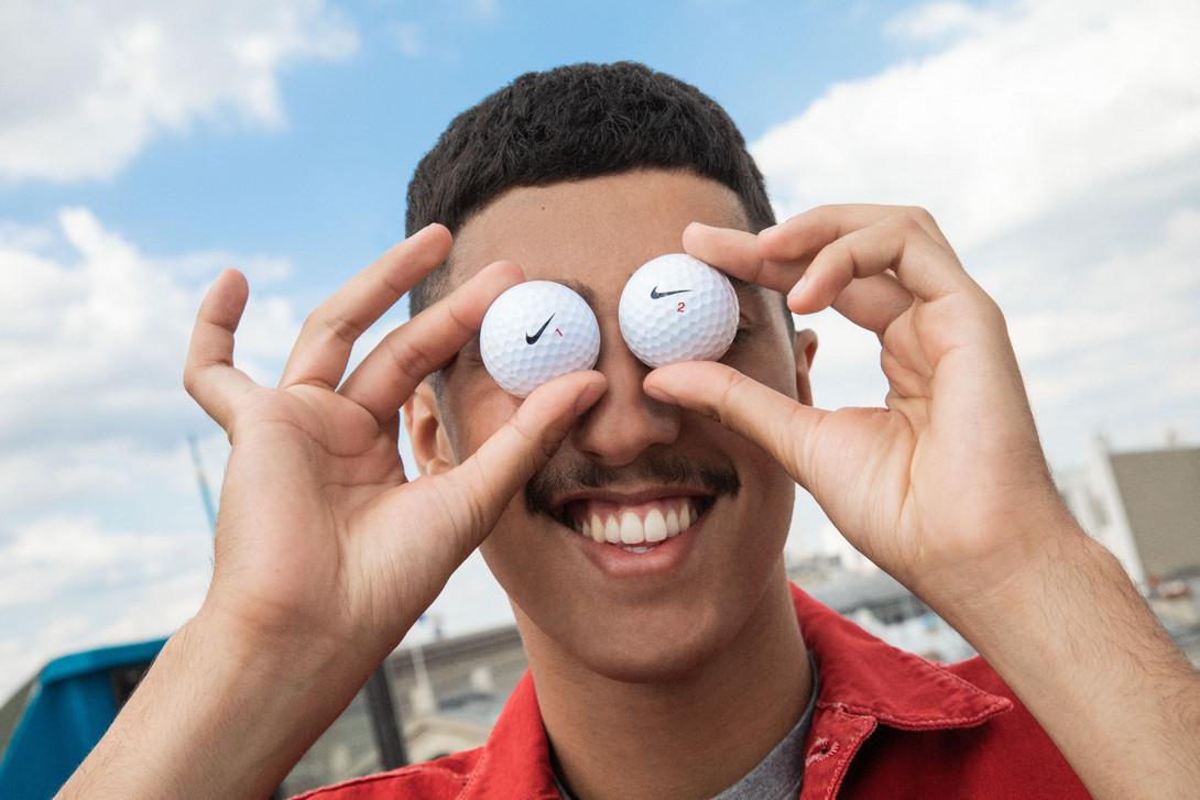 on sale 5dd0c a5ce7 Nike Golf met à l'honneur Paris dans sa nouvelle collection ...