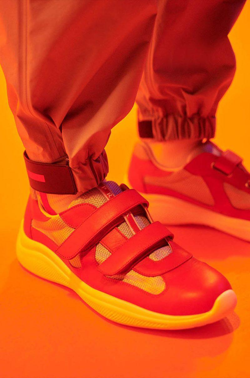 Prada Linea Rossa FW19 Sneakers