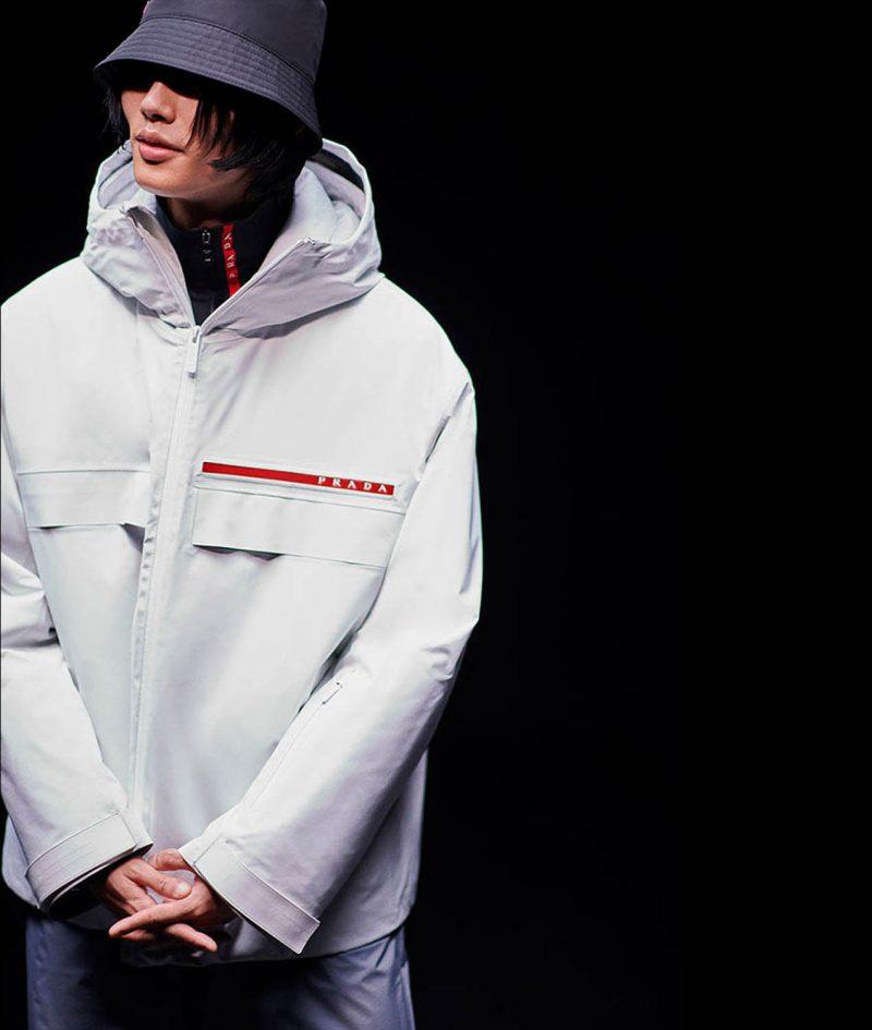 Prada Linea Rossa FW19 Jacket
