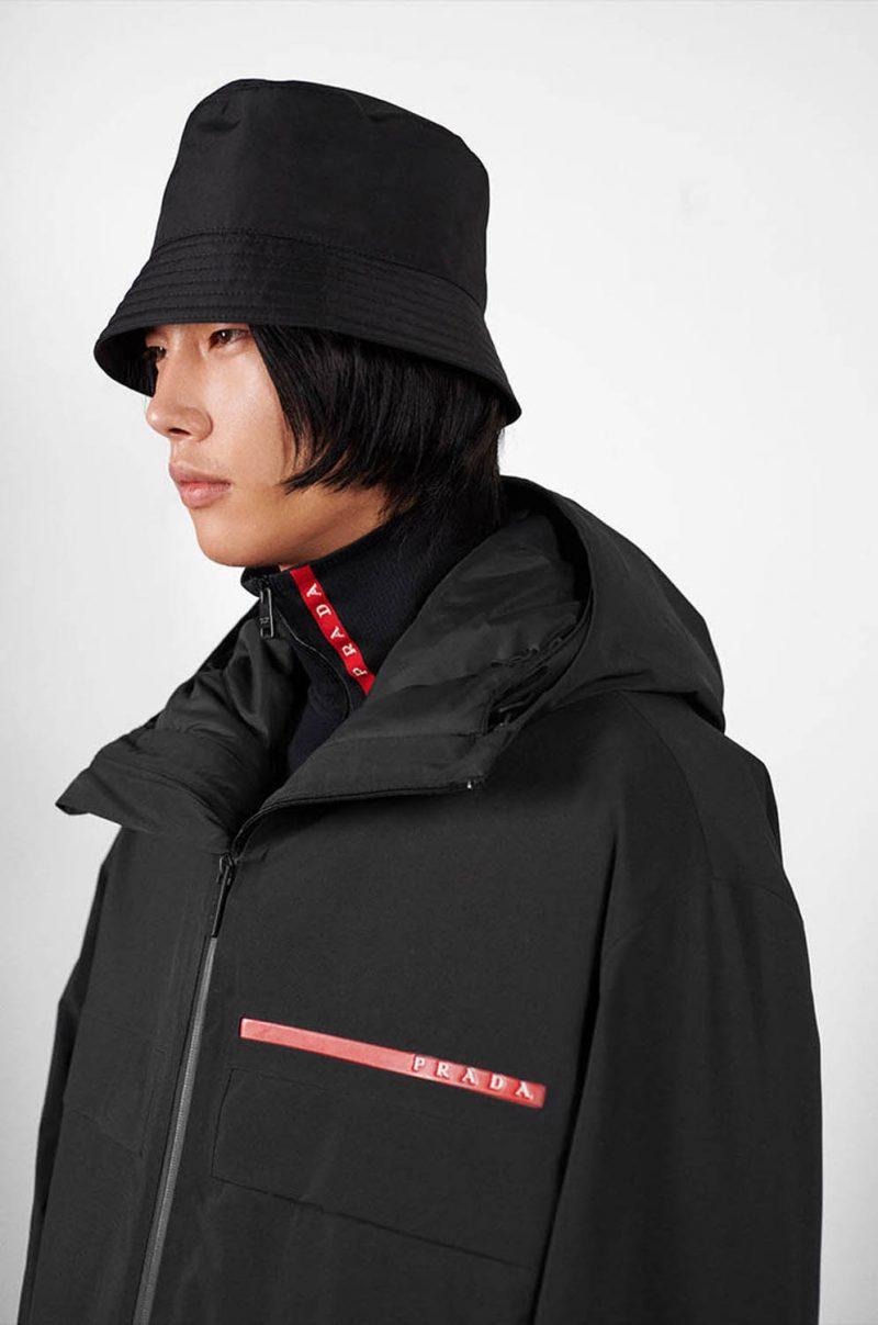 Prada Linea Rossa FW19 Jacket Bob