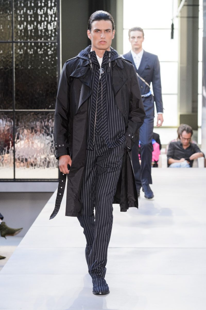 burberry londres fashion week SS19