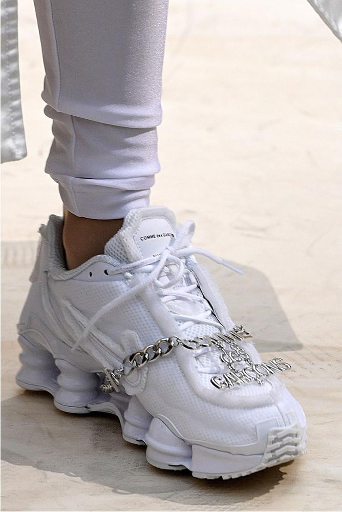 Nike Shox x Comme des Garcons Paris Fashion Week 2018 SS19