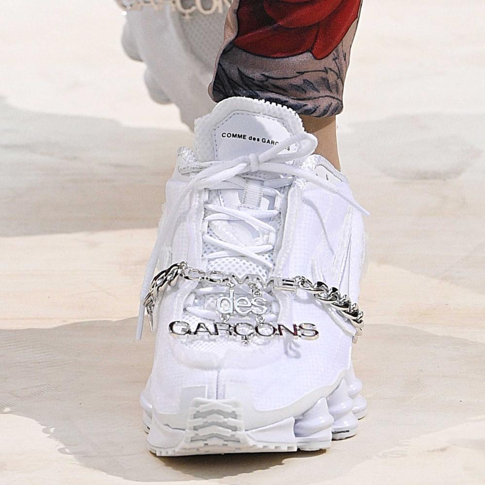 Nike Shox x Comme des Garcons Paris Fashion Week 2018 SS19-2