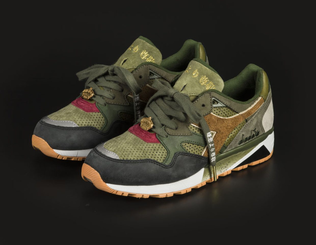 DIADORA N9002 24 KILATES MITA MIGHTY CROWN