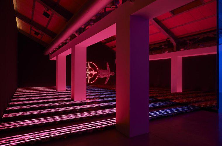 Stone Island Prototype Research Series Design Week SS19 Milan Showroom Via Savona
