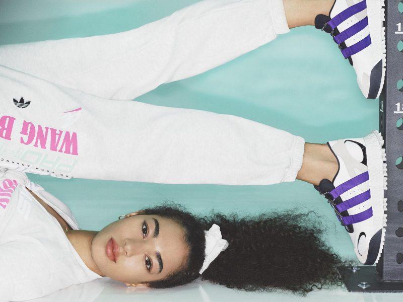 adidas alexander wang saison 5 SS19 backstage