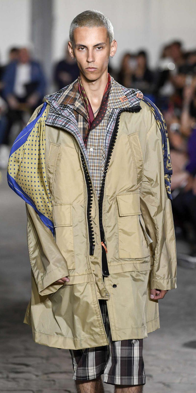 Mihara Yasuhiro Paris Fashion Week Show 2018 8