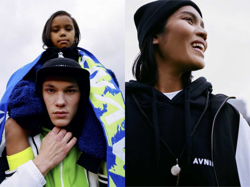 Avnier FW19 collection Lookbook ATHLOS